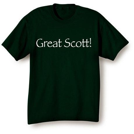 Great Scott Shirt