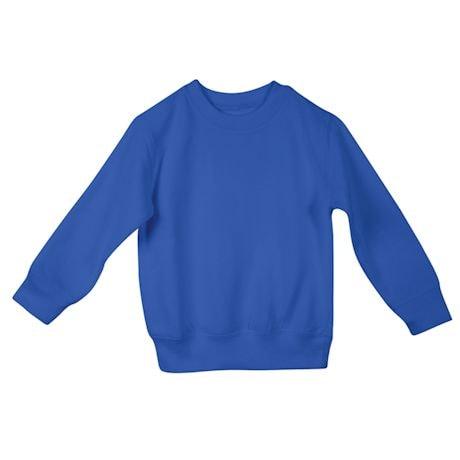 Royal Toddler Sweatshirt