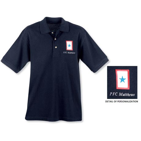 Personalized In Service Polo