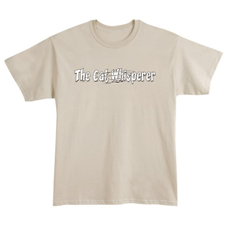 The Cat Whisperer Shirt