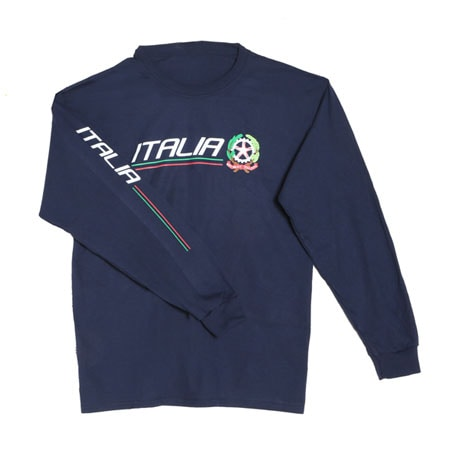 International Pride Long Sleeve Shirt - Italia (Italy)
