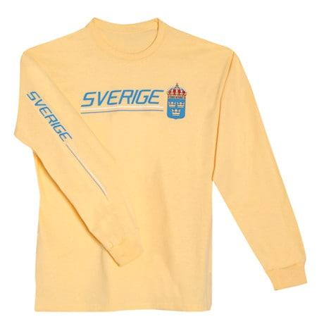 International Pride Long Sleeve Shirt - Sverige (Sweden)
