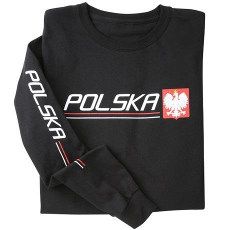 International Pride Long Sleeve Shirt - Polska (Poland)