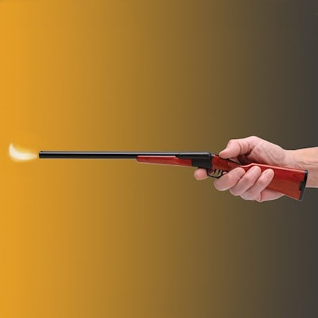 Shotgun BBQ Lighter