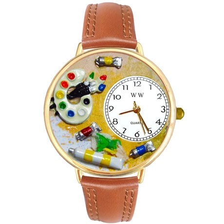 Whimsical Career Watch - Artist