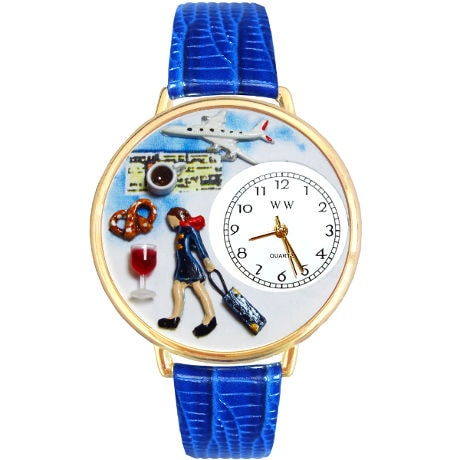Whimsical Career Watch - Flight Attendant