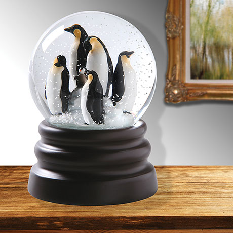 Penguin Snow Globe