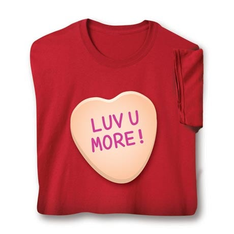 Personalized Sweet Heart Shirt