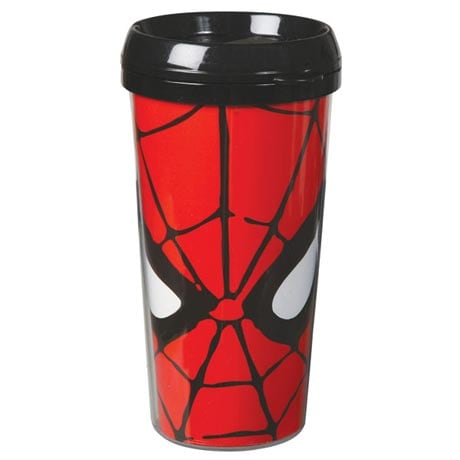 Superhero Travel Mug - Spider-Man