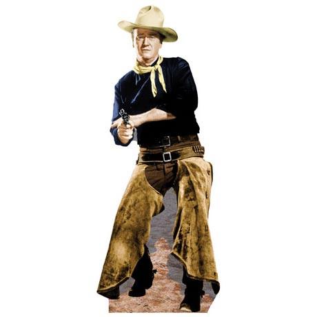 Life-Size Cardboard Movie Standup - John Wayne