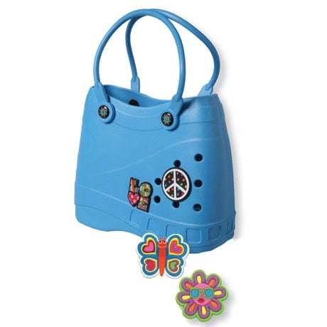 Peace Sign Charm For Ol Blue Tote