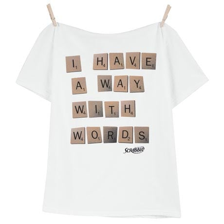 I Have A Way With Words T-Shirt