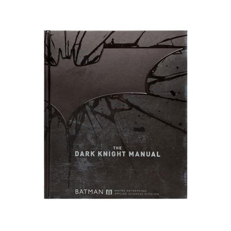 The Dark Knight Manual Book