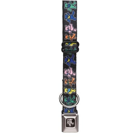 Dancing Bears Designer Dog Collar