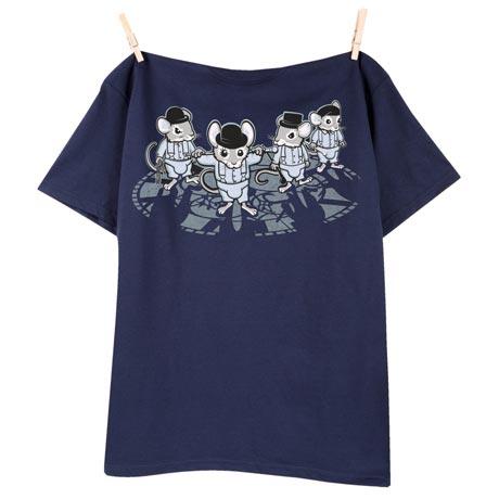 A Micework Orange T-Shirt