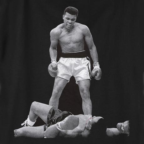 Ali Over Liston T-Shirt