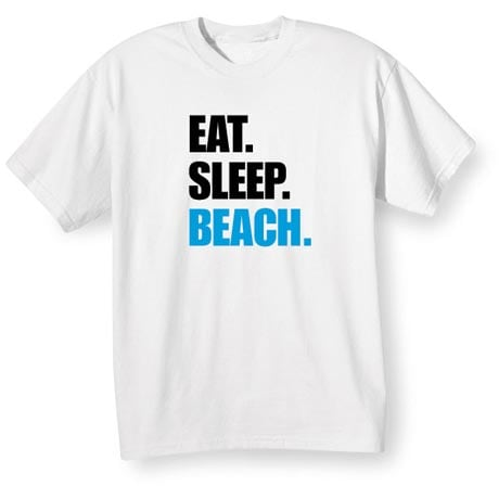 Personalized Eat Sleep… Shirt