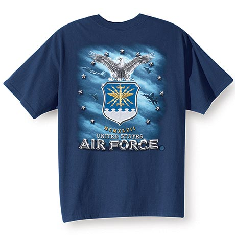 Military T-Shirt - Air Force
