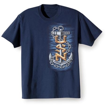 Military T-Shirt - Navy