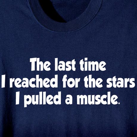 Reached For The Stars T-Shirt