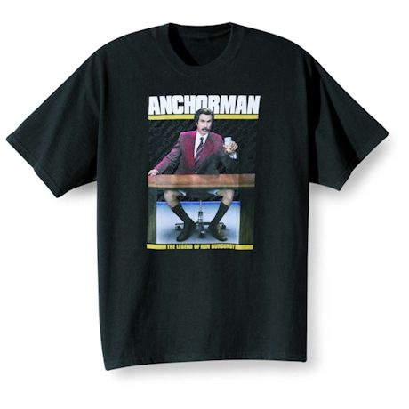 Anchorman Unrated Tee