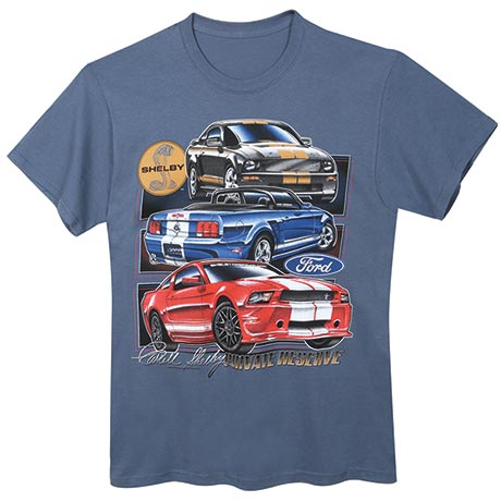 Shelby Reserve T-Shirt