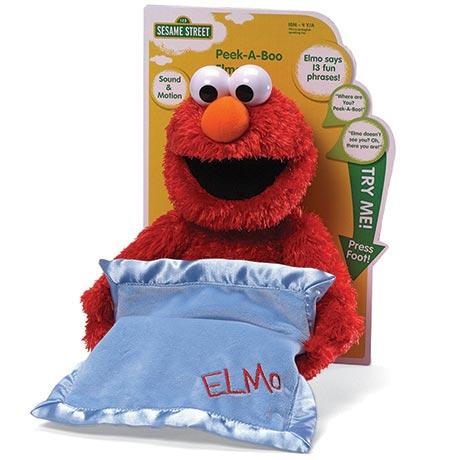 Peek-A-Boo Elmo™ Plush