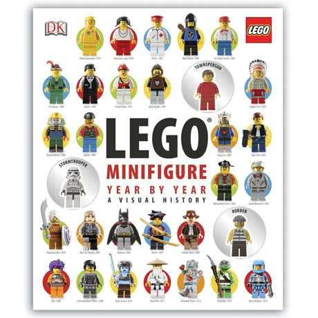 Lego® Minifigure Visual History