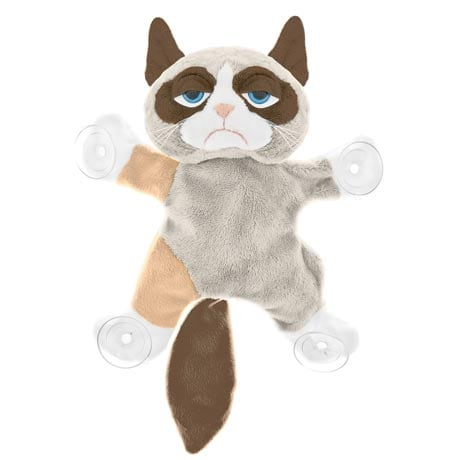 Grumpy Cat® Window Cling