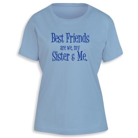 My Sister & Me Shirt