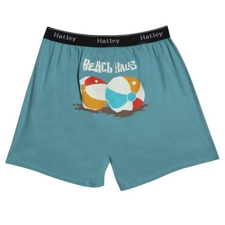 Funny Boxers - Beach Balls