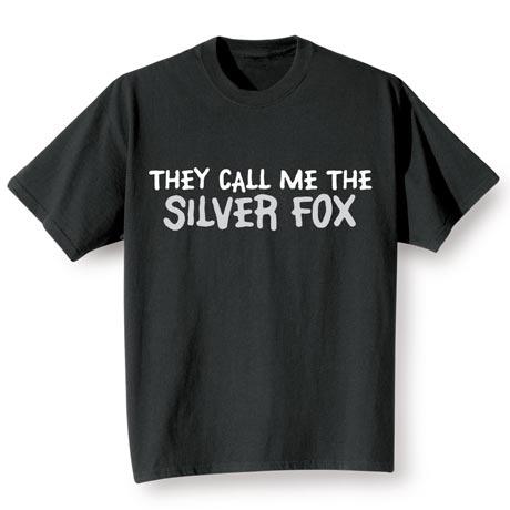 Silver Fox Shirt