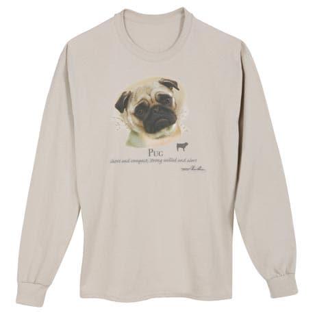 Dog Breed Shirts - Pug