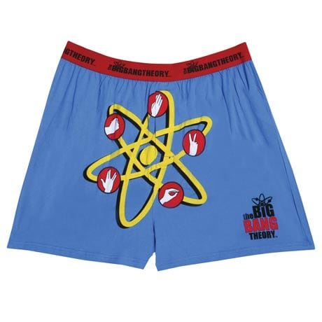 Big Bang™ Boxers - Atom