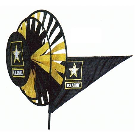 Military Whirlygigs - Army