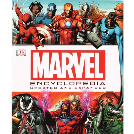 Marvel Comics Encyclopedia Updated and Expanded