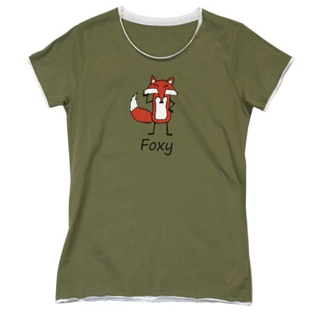 Foxy Lady Sleepwear - Women's T-Shirt