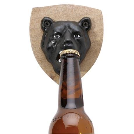 Magnetic Bear Bottle Opener