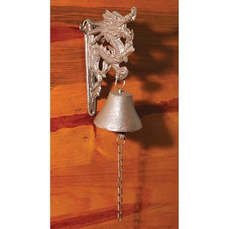 Cast Iron Dragon Bell