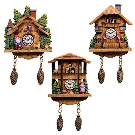 Cuckoo Clock Magnets