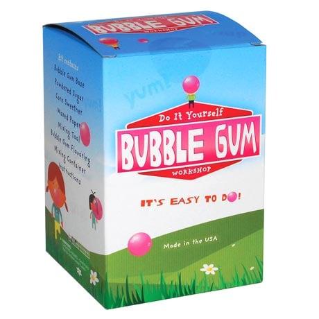 DIY Bubble Gum Kit