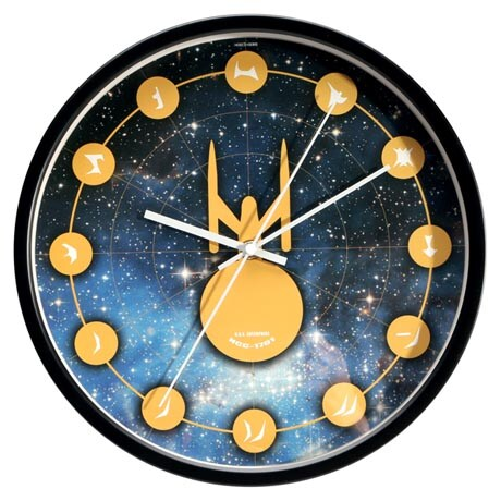 Star Trek® Wall Clock