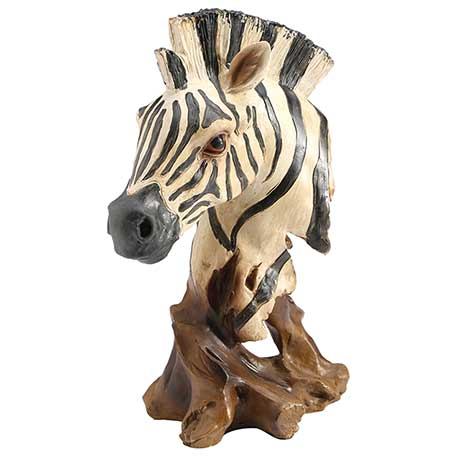 Safari Animals Decorative Accents - Zebra