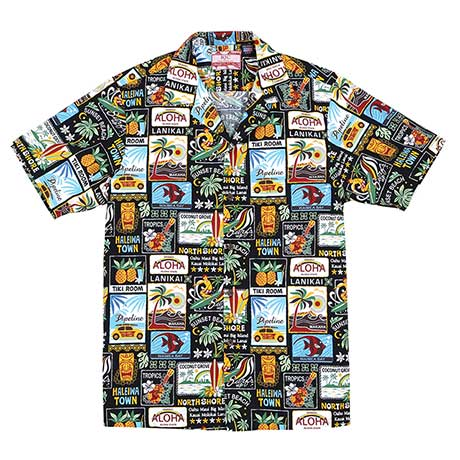 Aloha Camp Hawaiian Shirt