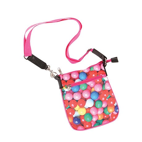 Candy Cross Body Bags Gumball