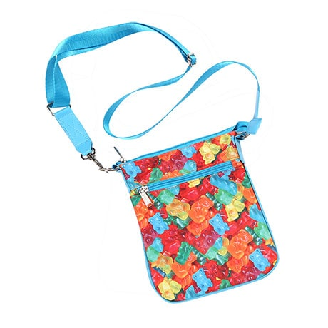 Candy Cross Body Bags Gummy Bear