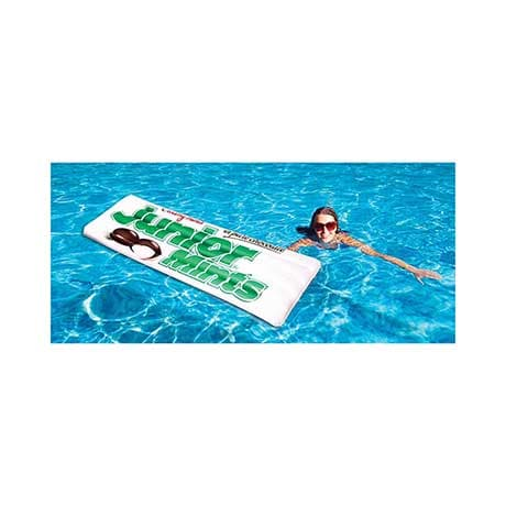 "JR Mints Candy Pool Float in 24"" X 64"" Vinyl - Officially Licensed"