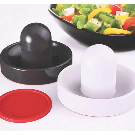 Air Hockey Salt & Pepper Shakers