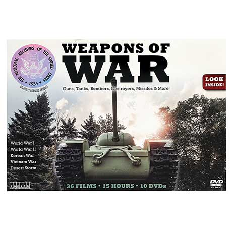 Weapons Of War DVD Collection