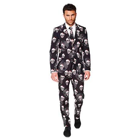 Skulleton Suit